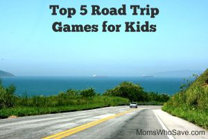 Top 5 Road Trip Games for Kids