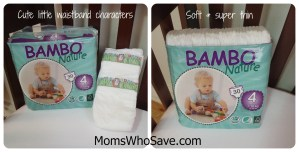 Bambo Nature Disposable Diapers Review & Giveaway