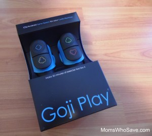 Exercise + Goji Play 2 = FUN! There's Even a Discount!