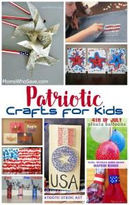20 Patriotic Crafts for Kids