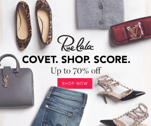 Up to 70% Off Must-Have Brands at Rue La La