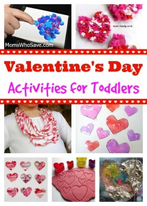 25 Valentine's Day Activities for Toddlers