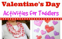Valentine's Day Activities for Toddler