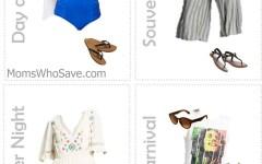 Vacation Fashion for Beach Getaway