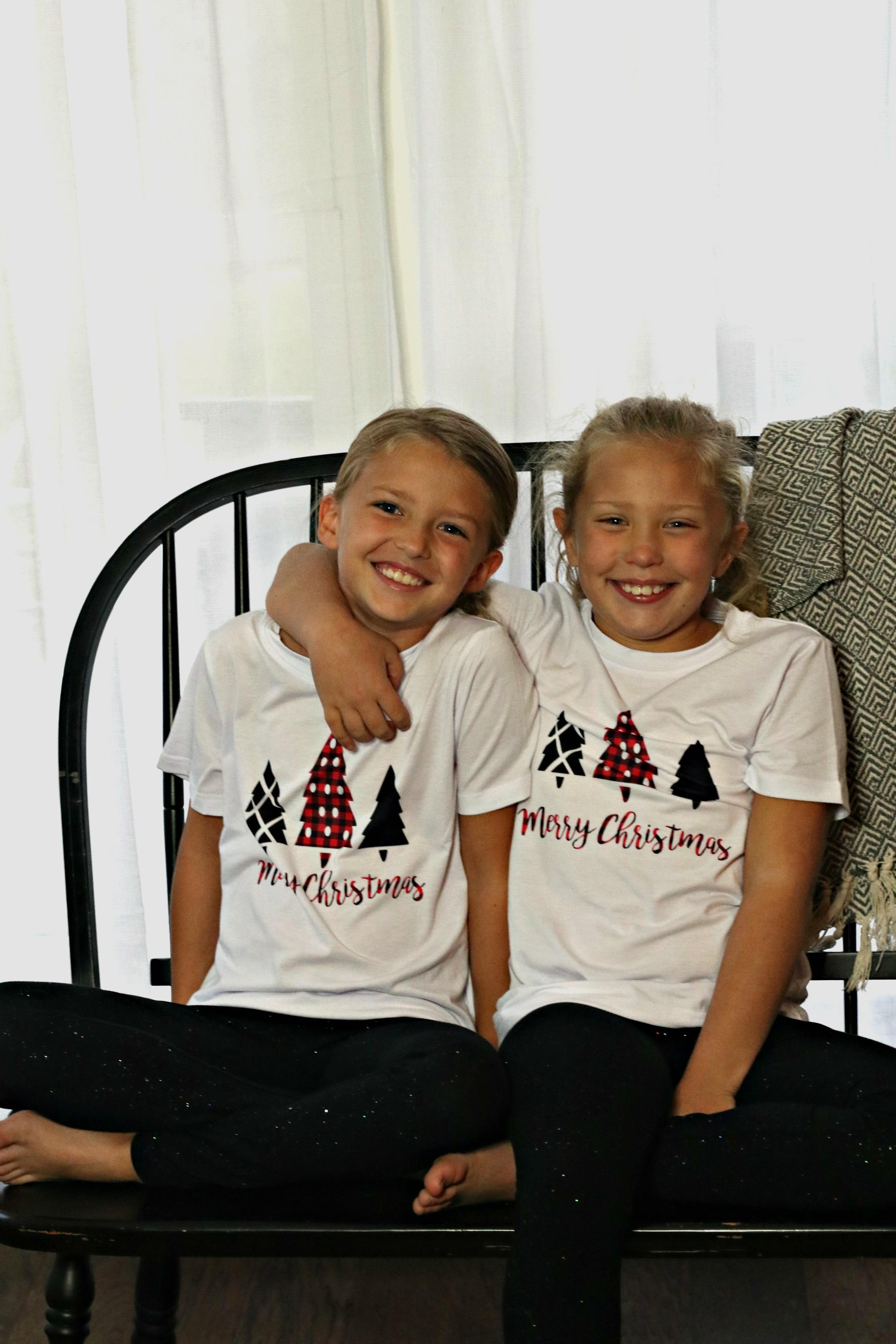 Diy Christmas Pajamas : christmas, pajamas, Plaid, Christmas, Pajamas, Family, Cricut, Maker, Infusible, Houston, Mommy, Lifestyle, Blogger, Without, Answers