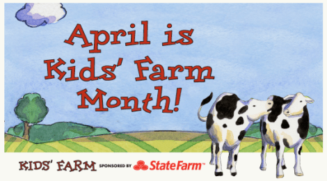It's Kids' Farm Month at the National Zoo!