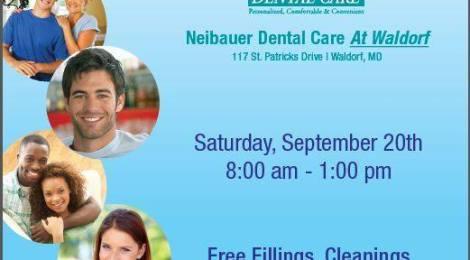 free denistry day