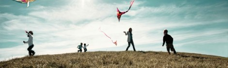 kites and kids