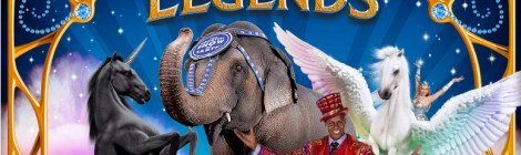 Ringling Bros and Barnum & Bailey Presents LEGENDS!