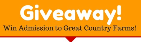 Great Country Farms Giveaway!!!