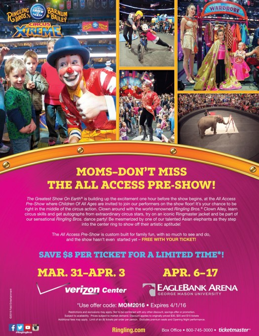 Ringling Bros Circus_ All Access Pre-Show