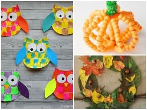 Fall Preschool Crafts 2