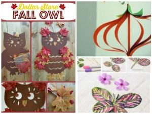 Fall Preschool Crafts 4