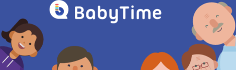 Simfler's BabyTime App is Perfect for New Parents