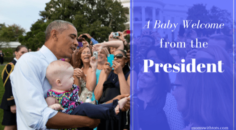 How to Get a Baby Greeting from the President