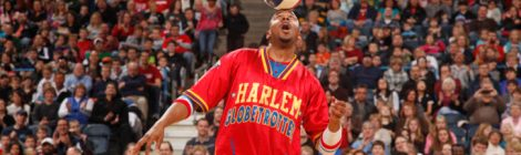 The Harlem Globetrotters Bring Amazing Tricks to Washington, DC! + GIVEAWAY