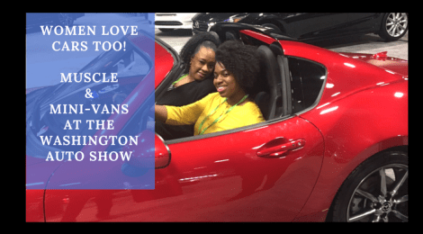 Why Women Should Attend the Washington Auto Show