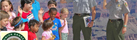Explore the Outdoors and Become a National Park Service Junior Ranger!