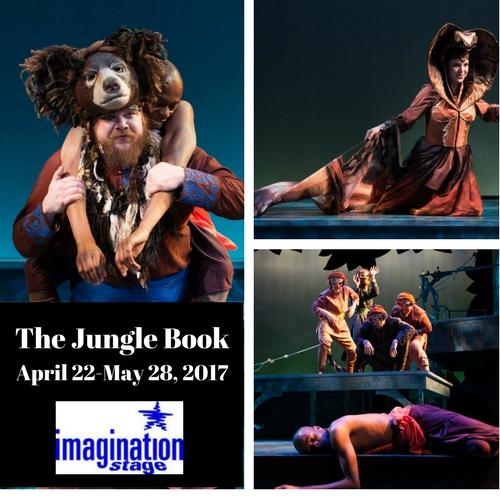 THE JUNGLE BOOK - Imagination Stage - Childrens Theatre - DC Theatre