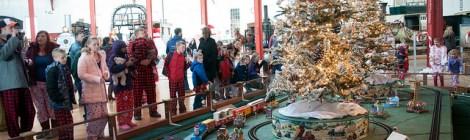 B&O Railroad Magical Express Trains