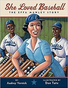 Books for Black_she_loved_baseball_Moms with Tots