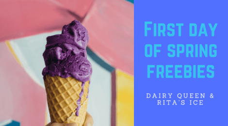 First Day of Spring Freebies