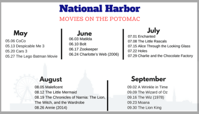 Summer-movies-national-harbor
