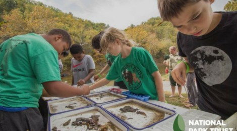 maryland weekend events-kids-to-parks-day