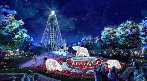 Kings Dominion Presents Winterfest 2018 + {Giveaway}