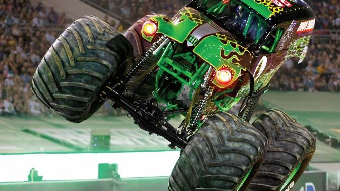 Monster Jam is Back for a Battle in DC! + {GIVEAWAY}