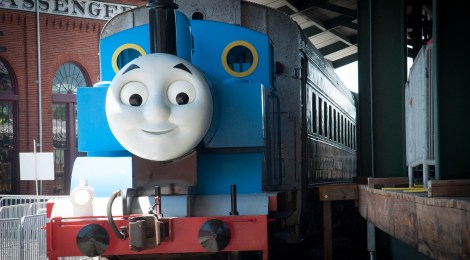 DAY OUT WITH THOMAS AT THE B&O 2019 + {GIVEAWAY}