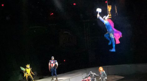 The Avengers Go on an Epic Adventure in Marvel Universe Live (Review)