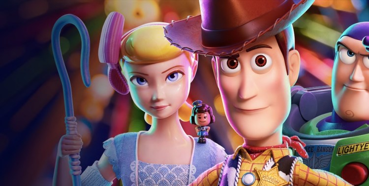Every Toy Has Its Day - Toy Story 4 Review (Spoiler Free)