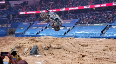 Real Monster Jam Fans Give Our 2 Cents on Triple Series