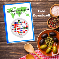 Breakfast Around the World Recipe Book -- Free Download!