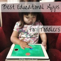 Best Educational Apps for Toddlers