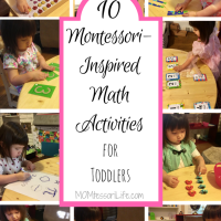 10 Montessori-Inspired Math Activities for Toddlers