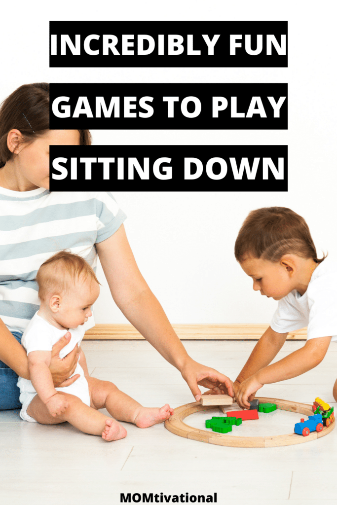 Games To Play While Sitting Down : games, while, sitting, Ridiculously, Games, Sitting, MOMtivational