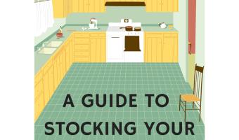 Stocking Your Kitchen Fridge, Freezer, and Pantry