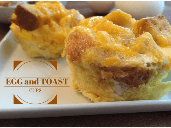 Egg and ToastCups: a healthy breakfast for kids and adults @katieserbinski