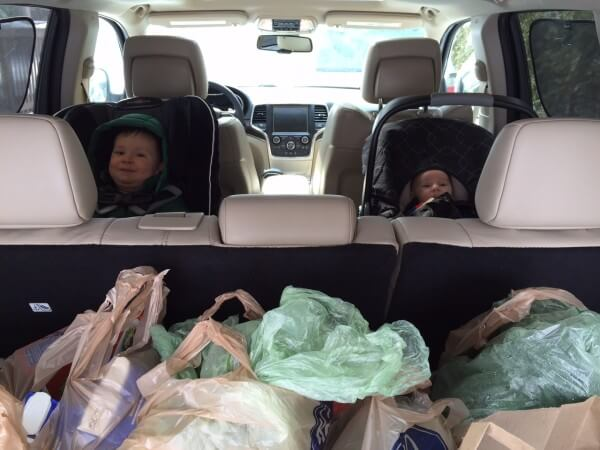 Nutrition for Sleep Deprived Parents @katieserbinski