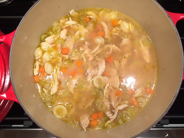 Chicken Noodle Soup Five Ways--- discover deliciously creative and easy to prepare variations on the classic comfort soup.