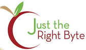 Just the Right Byte logo