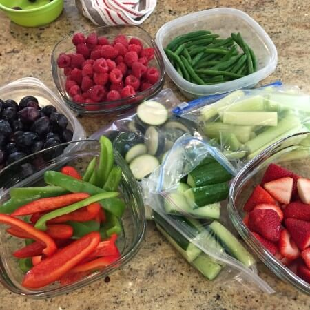 Make eating more veggies a priority with these 7 healthy and delicious tips!