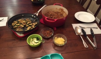Why I'm Serving More Family Style Meals