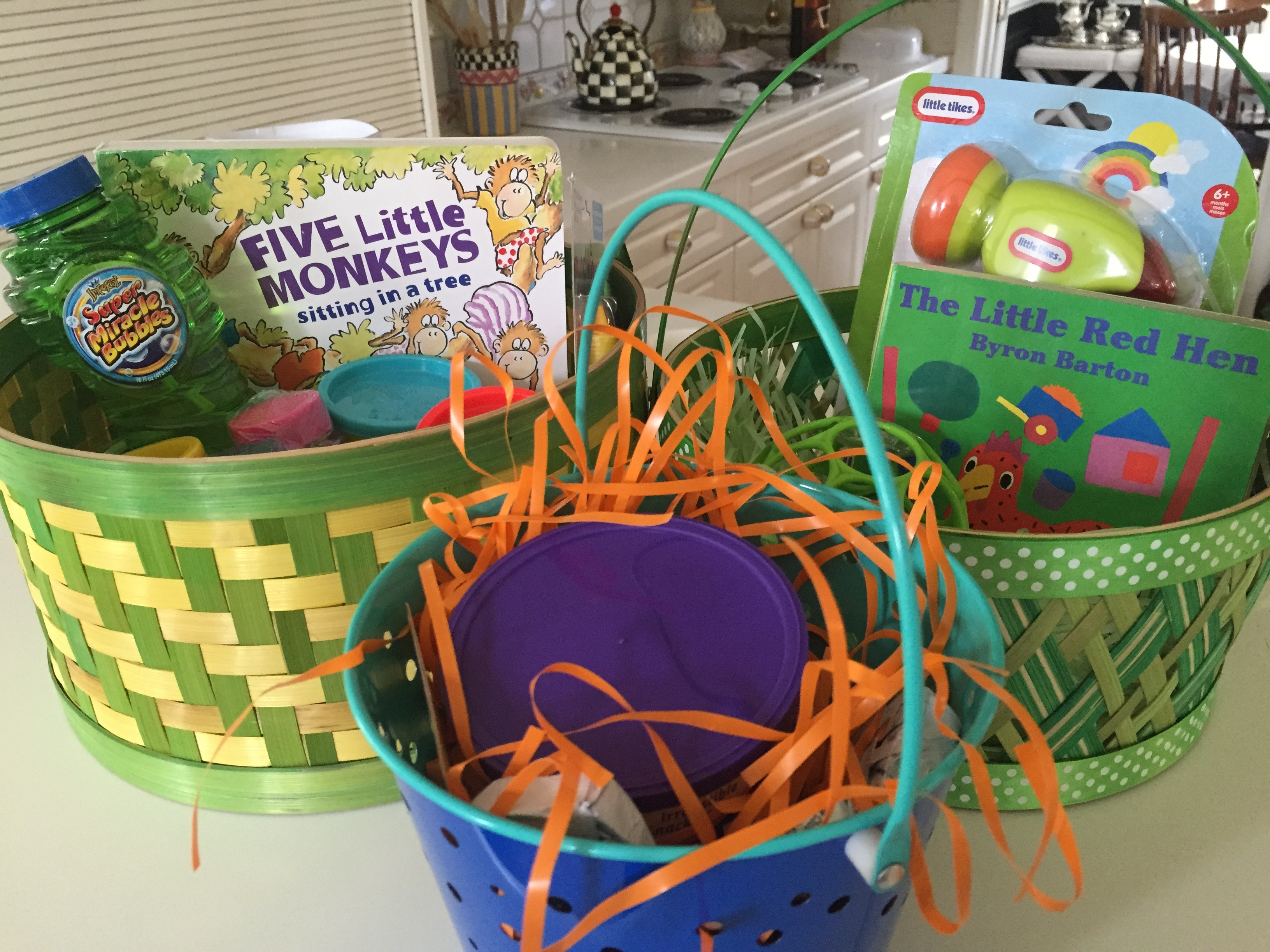 The best non candy easter basket gift ideas for kids mom to mom the best non candy easter basket gift ideas for kids mom to mom nutrition negle Images