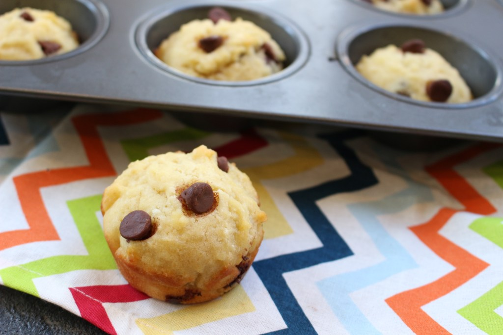 Easy homemade muffins are made with pantry staple ingredients and make a simple snack or breakfast on-the-go.
