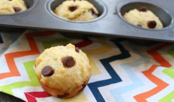 Quick & Easy Homemade Muffins