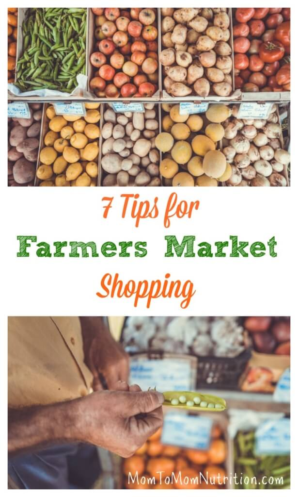 Learn tips and tricks for the ultimate farmers market shopping experience so you get the most from local farmers and foods.
