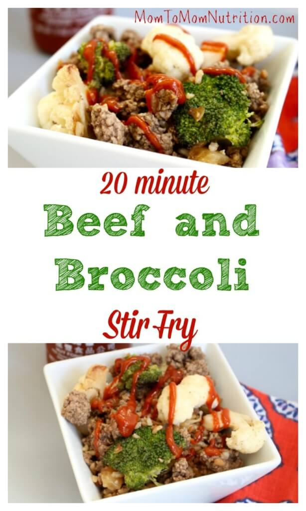 Super fast Beef and Broccoli Stir-Fry will make you want to skip the classic takeout meal and opt for a healthier, tastier version at home.